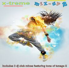X-TREME MIX UP 2 - 2012 CD - NEW CLUB REMIXES - 3 DJ MIXES (DANCE/HOUSE) LISTEN