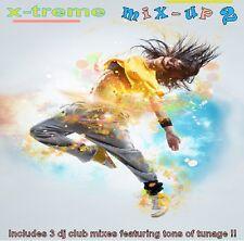 X-TREME MIX UP 2 - 2012 CD - NEW CLUB REMIXES - 3 DJ MIXES (DANCE/HOUSE) LISTEN
