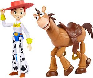 Toy Story Disney/Pixar Jessie and Bullseye 2-Pack