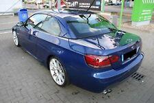 BMW 330d Cabrio M Edition Blau 245PS