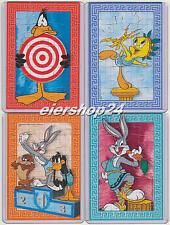 Superpuzzle LOONEY TUNES 2004 inkl. aller 4 BPZ sehr selten!!!