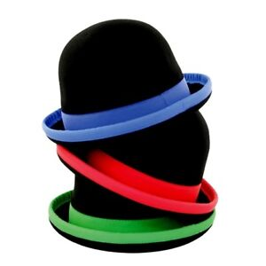 Juggle Dream Tumbler Juggling Bowler Hat - Various Colours & Sizes Available