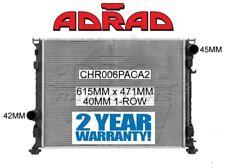 CHRYSLER 300C 5.7ltr V8 PETROL 2005-2011 ADRAD RADIATOR 42 & 45MM HOSE FITTINGS