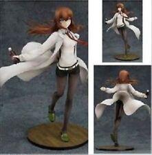 "New Steins Gate Makise Kurisu 9.5""/24cm PVC Anime Figure Toy Gifts  LHS"