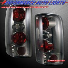 Set of Pair Smoke Taillights for 2000-2006 Chevy Tahoe Suburban / GMC Yukon