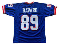 Mark Bavaro signed jersey NFL New York Giants PSA COA Notre Dame