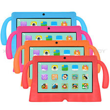 XGODY Android 8.1 1.3GHz 16G 7 INCH Bluetooth HD Kids Tablet PC Gift Bundle Case