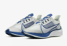 Nike Zoom Gravity Running/Athletic Shoes White/Clear Racer Blue Men's Size 10.5