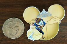 New ListingNew Disney's Beauty and the Beast acrylic pin