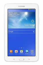 Samsung T113 Galaxy Tab 3 Lite 8GB ROM White Unlocked Brand New 7inch 3MP Tablet