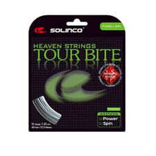 SOLINCO TOUR BITE Diamond Rough 17 tennis racquet string - Authorized Dealer