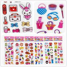"Stickers lot-3D PVC Foam Classic cartoon children""Cartoon pattern"" kids gift hot"