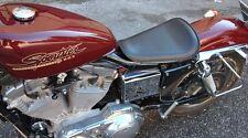 seat on frame  sportster harley davidson  1982-2003 italian quality leather