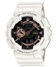 Casio G Shock * GA110RG-7A Anadigi Rose Gold White XL Watch Gshock COD PayPal