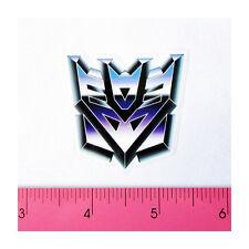 Skateboard Car Window Bumper PVC Decal Sticker - Transformer Decepticon Logo