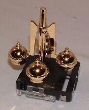 Oscillating Anniversary Clock Pendulum Movement NEW Battery Powered 400 Day