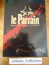 LOT 5 DVD COFFRET COLLECTOR TRILOGIE ** LE PARRAIN 1 2 3 COPPOLA REMASTERISE