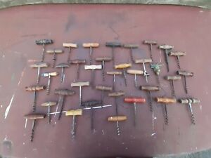 vintage corkscrews 36 job lot.
