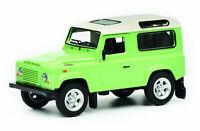 Schuco 1:64 452018100 Land Rover Defender grün weiß NEU OVP