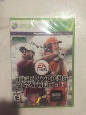 Brand New!!! Tiger Woods PGA Tour 13 (Xbox 360, 2012) Factory Sealed!!!