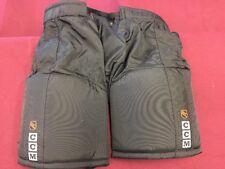 ccm m-hp 618.sp button on hockey pant bottoms, Old Black and Orange NHL logo, L