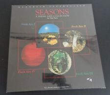 Fresh Aire Collection 4 Disc Box Set SEASONS Mannheim Steamroller CD 1992 New