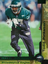 207 Todd Pinkston Philadelphia Eagles Skybox 2000 Rookie