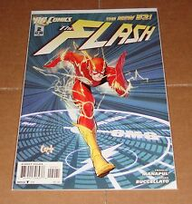 Flash #2 Greg Capullo Variant Edition 1st Print DC New 52
