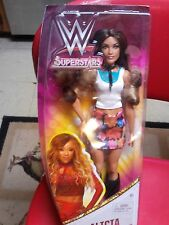 "2017 MATTEL~WWE WRESTLING SUPERSTARS~12"" ALICIA FOX DOLL~ACTION FIGURE~NEW"