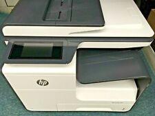 HP PageWide MFP 377dw gebraucht Technisch in Ordnung ohne Patronen
