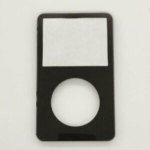 Replacement Face Plate For Apple iPod Classic 5th Gen 5.5 Front New Video Black