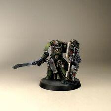 Warhammer 40k Primaris Captain Dark Angels Bladeguard pro painted