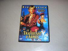 """DVD """"LE TRAFIQUANT D'ARMES"""",kevin costner"""