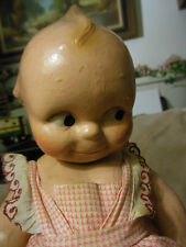 """12""""  composition """"Kewpie""""  FREE Shipping"""