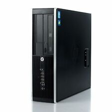 HP Elite 8300 SFF Desktop Intel i5-3470 3.2GHz 8GB 500GB Windows 10 PRO