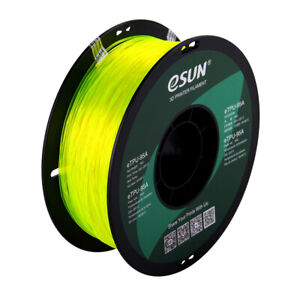 eSUN Filament | TPU-95A Klar Gelb (1.75mm/1kg)