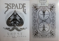 Bicycle 3SPADE Ghost Gaff Playing Cards – 2nd Edition - SEALED