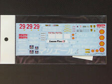 MFH Model Factory Hiro 1/24 Ferrari F40 '96 Suzuka Shell Spare Decal SDK-147