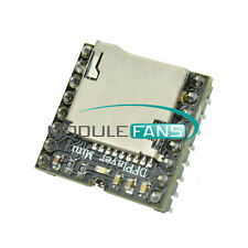 TF Card U Disk Mini MP3 Player Audio Voice Module Arduino DF Play Min Board M