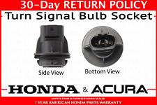 Genuine OEM Acura / Honda Turn Signal Bulb Socket         33302-SR3-A01