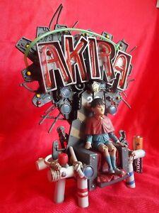 """JUNK""(A)  AKIRA & THRONE PVC Action Figure Height 8"" 20cm McFarlane UK Dispatch"