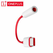 Para OnePlus 6T 7 Pro USB tipo C a 3.5mm Auriculares Adaptador de Jack AUX Audio Mini