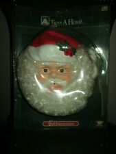 Christmas Santa Singing Wall Decoration