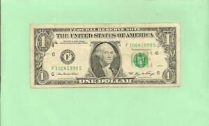 OCTOBER 4, 1990 ...BIRTHDAY NOTE ... 2006 $1  F 1004 1990 S .... 10-04-1990