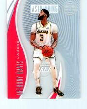 2019-20 PANINI NBA ILLUSIONS ASTOUNDING PINK ANTHONY DAVIS ACETATE INSERT CARD