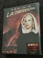 L.A. CONFIDENTIAL Steelbook Blu-ray LENTICULAR SLIP HDZETA LA NEW SEALED!!