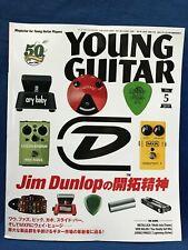 Young Gitarre Kann 2019 Japanisch Magazin Rock Musik Vorne Spirit Von Jim Dunlop
