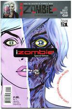 WONDERCON 2018 vertigo comics I ZOMBIE COMIC #1 Special Edition