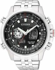 Citizen Stainless Steel Case Wristwatches