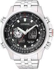 Citizen Stainless Steel Case Watches